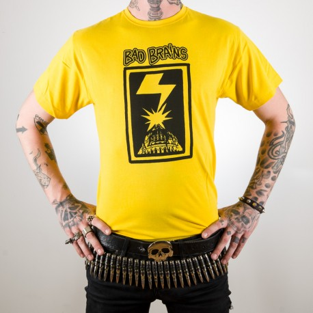 CAMISETA BAD BRAINS