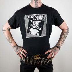 CAMISETA UK SUBS BLANCO